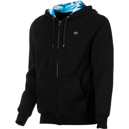 Surf Hurley Krush Full-Zip Hoodie - Men's - $59.03
