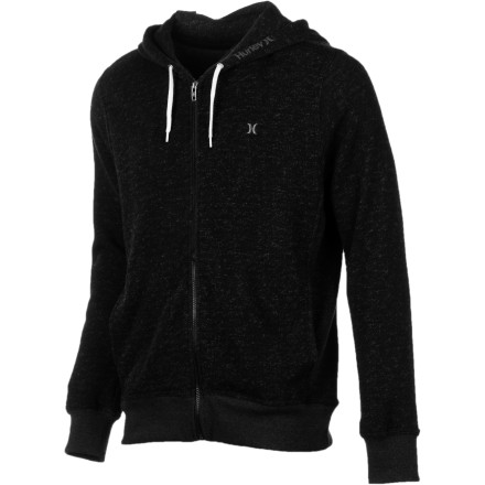 Surf Hurley Retreat Line Insert Full-Zip Hoodie - Men's - $36.02