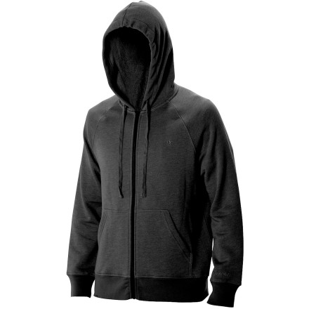 It's funny that Nixon would go ahead and name this go-to top the Identity Too Full-Zip Hooded Sweatshirt; after all, we envisioned it more as a tool to conceal identity, not reveal it. - $64.95