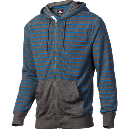 Surf Quiksilver Cataline Full-Zip Hoodie - Men's - $44.63