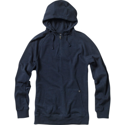 Come home to the Special Blend Men's Straight Up Pullover Hooded Sweatshirt after a long day of shredding, slide into its comforting embrace, pass out on the couch, and do it again tomorrow. - $32.97