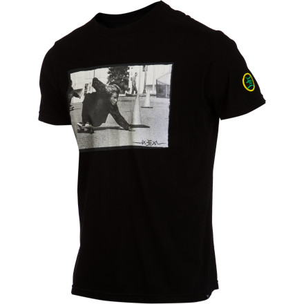 Surf Hurley Jay T-Shirt - Short-Sleeve - Men's - $19.14