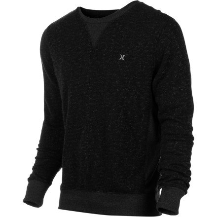 Surf Hurley Retreat Blend Crew Sweatshirt - Men's - $32.14