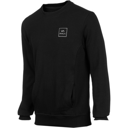 RVCA VA All The Way Crew Sweatshirt - Men's - $43.16