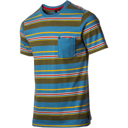 Surf Quiksilver Water Child Crew - Short-Sleeve - Men's - $23.40