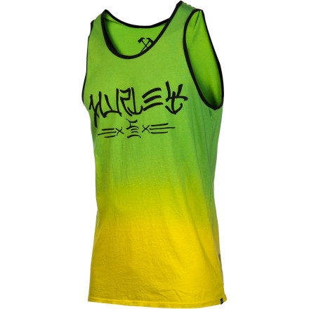 Surf Hurley One & Stec Tank Top - Men's - $25.03