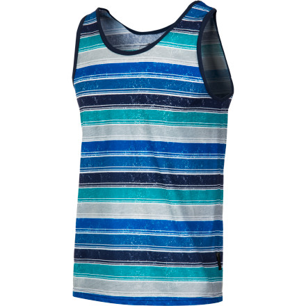 Surf Quiksilver Downside Tank Top - Men's - $19.18