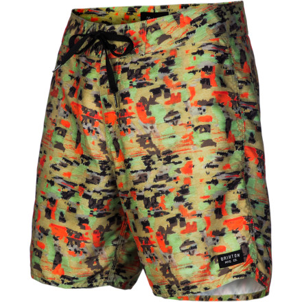 Surf Need a little sun on your thighs after a long, dreary winter The Brixton Beacon Board Short and its 17-inch outseam can help with that. - $39.96