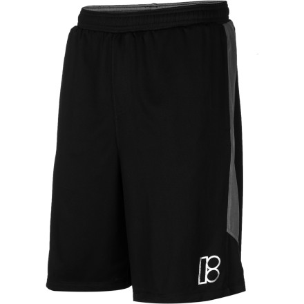 Skateboard Work out in the Plan B Equip Men's Short to help you stay fit so your body lasts longer and heals quicker when you skateboard. Or just use them to stay comfortable while you play video games on your couch when you're not at the skatepark. - $44.45