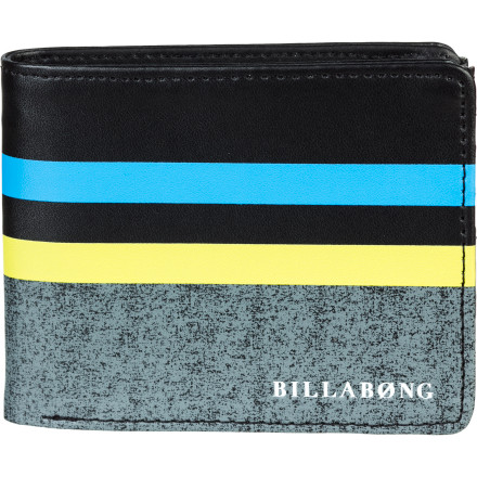 Surf Billabong Coastal Bi-Fold Wallet - Men's - $21.21