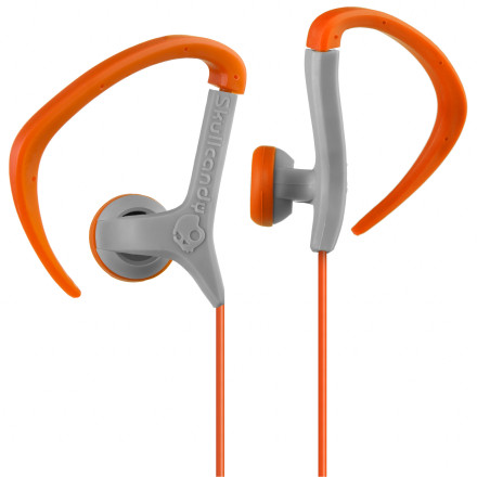 Entertainment Got one of those sets of ears that you just can't get ear buds to stay in Skullcandy has you covered with the Chops Earbuds. They have a wrap-around design that keeps the buds securely anchored in your ear, whether you're jogging, skiing, or simply walking to class. - $7.98