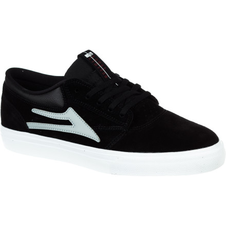 Skateboard Like a proper kickflip, a good skate shoe should be stylish and simple. The Lakai Griffin Men's Skate Shoe meets that criteria, featuring low-profile vulc construction for uninhibited sole flex and a tough suede upper for the best combination of durability and board feel. - $50.36