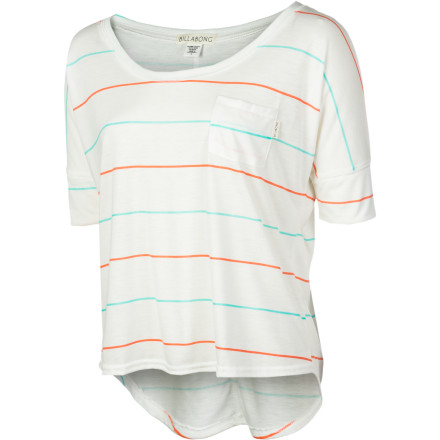 Surf Billabong Copy Cat T-Shirt - Short-Sleeve - Women's - $33.95