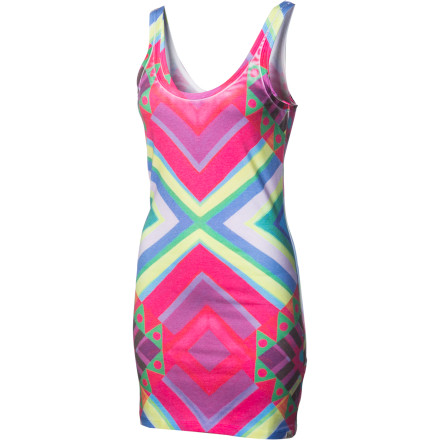 Surf When you need a spicy-hot number to wear to your friend's house party or out to the clubs, go for the Billabong Women's Some Sugar Dress. - $41.95