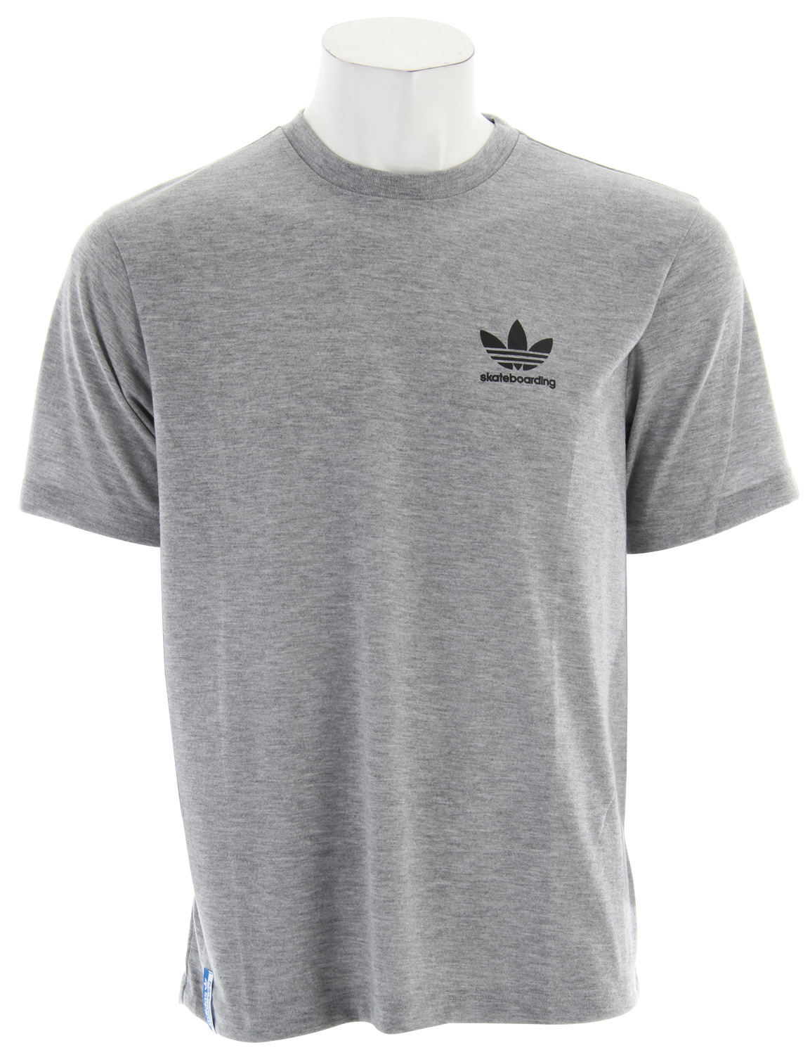 Fitness Key Features of The Adidas Logo T-Shirt: Regular Fit Crew Neck Short Sleeve - $24.95