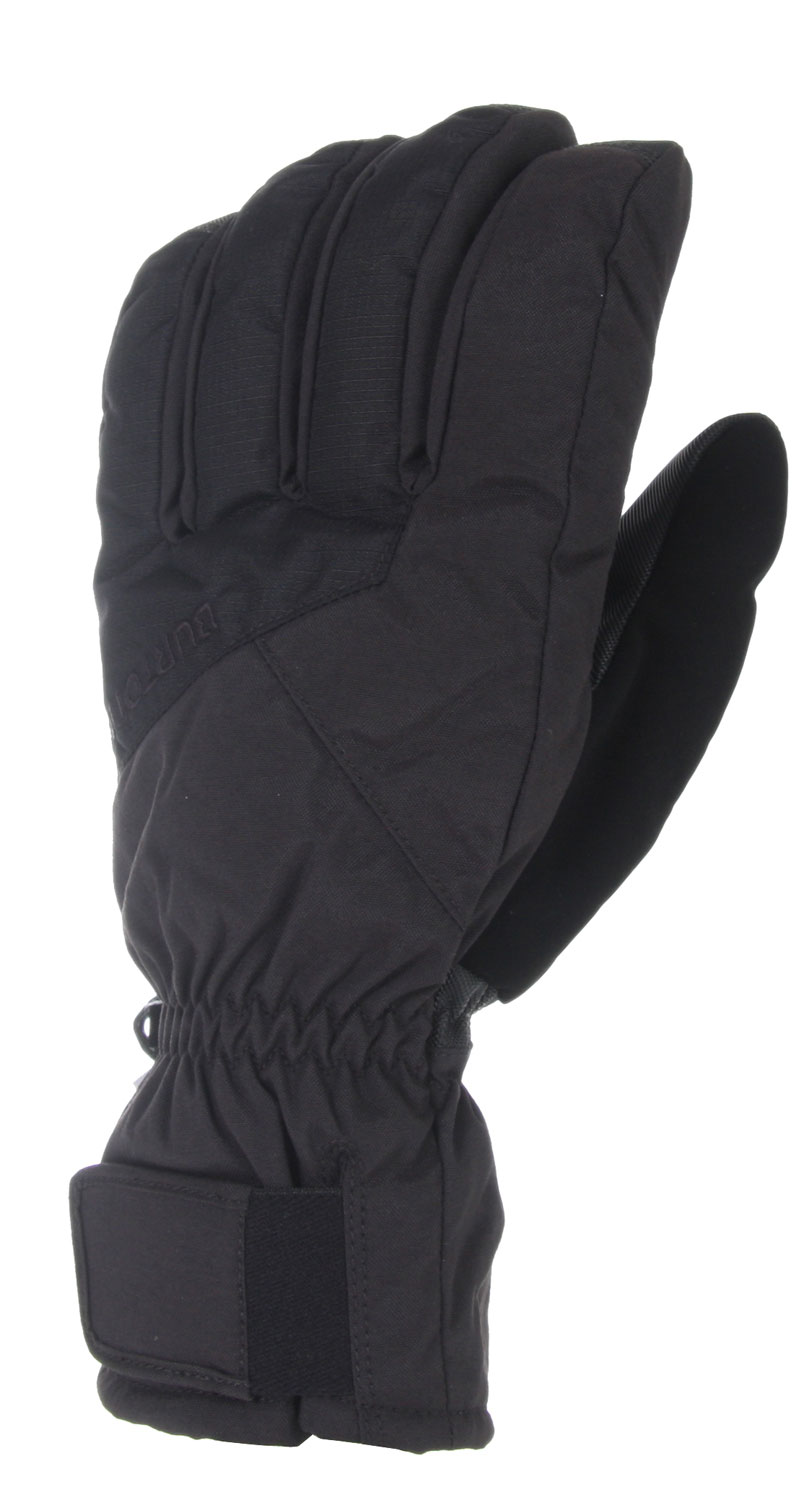 Snowboard If you're looking for an extremely trustworthy and durable pair of snowboarding gloves look no further than the Burton Profile Under Snowboard Gloves. These gloves are designed to take on any type of weather conditions. These gloves are insulated so you can be sure that your hands will stay nice and warm when dealing with any cold conditions. So if you're looking for a pair of durable and functional gloves the Burton Profile Under Snowboard Gloves may be what you're looking for.Key Features of The Burton Profile Men's Under Snowboard Gloves: DRYRIDE Ultrashell 2-Layer Coated Fabric Thermacore Insulation Brushed Microfiber Fixed Lining Toughgrip Palm Pistol Grip Pre-Curved Fit - $28.95