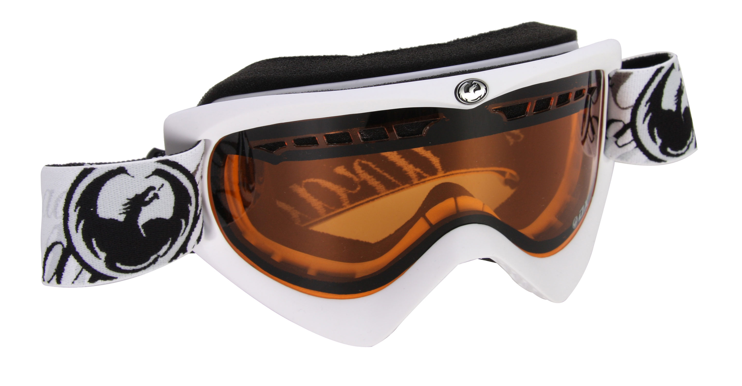 Snowboard Talk about a great sporty pair of snowboarding goggles. The Dragon DX Snowboard Goggles is helmet compatible, truly important when hitting the slopes. This polyurethane frame features microfleece lining, and a replaceable strap guaranteeing ultra comfort all day long. Full UV protection is provided. Anti-fog lens are truly ideal when scoping out the great outdoors. So, be sure to grab on and have a blast this winter.Key Features of The Dragon DX Snowboard Goggles: Helmet Compatible Replaceable Strap Dual Layer Face Foam Micro Fleece Lining 100% UV Protection Super Anti Fog Lens Polyurethane Frame - $27.27