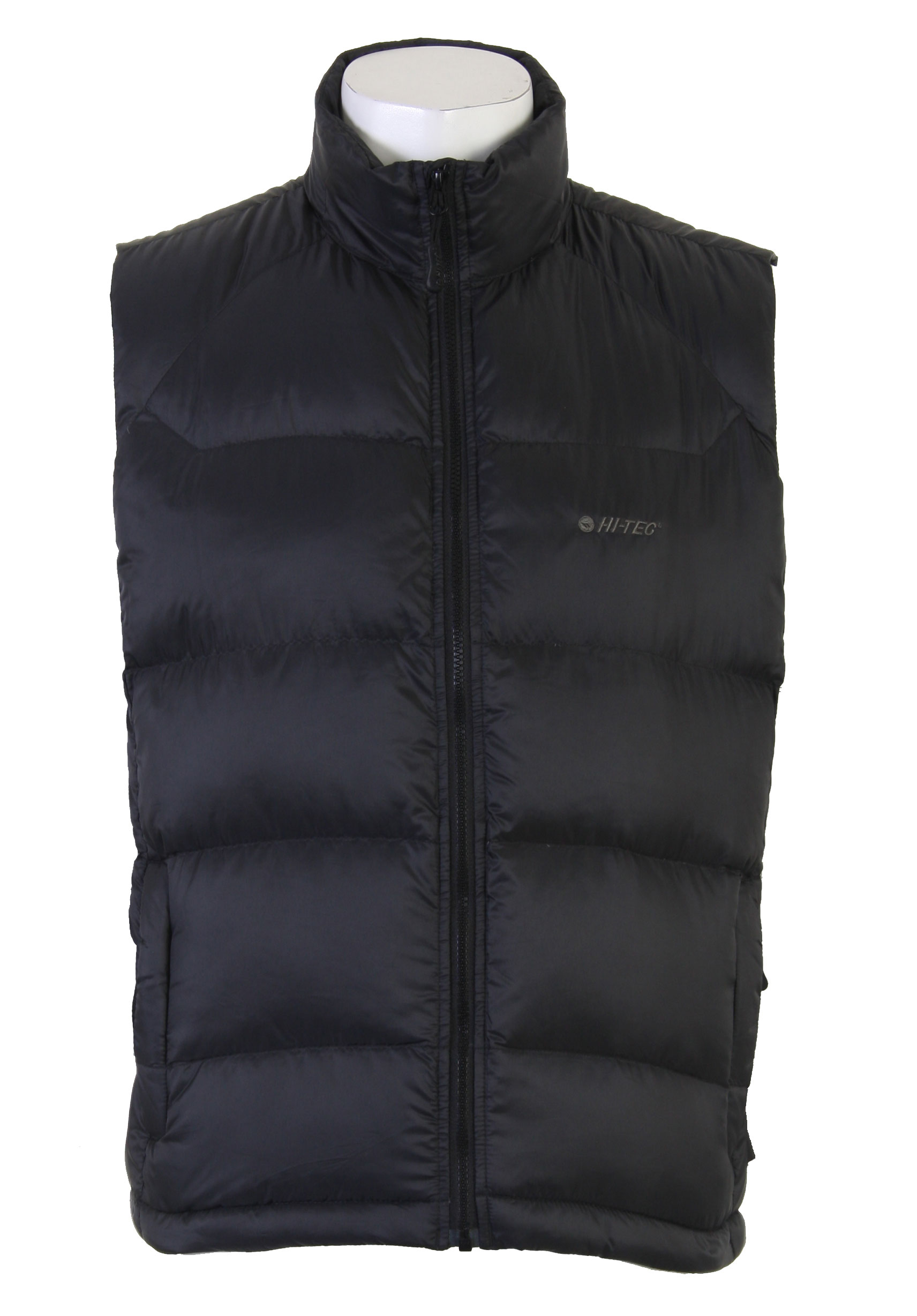 The Hitec Moraine Vest is a perfect example of not having to compromise comfort, warmth, or fashion. This vest is an excellent thing to wear, because it is extremely comfortable, very warm, and highly stylish. The comfort of this vest comes from the puffy interior. The warmth of this vest also comes from the interior, however this time it actually comes from the insulation. The style of the vest is obvious, and it comes from the entire exterior. This is a great vest to own because of the versatility.Key Features of the Hitec Moraine Vest: 2 Zippered Hand Warmer Pockets 2 Interior Pockets Single Hand Drawcord Adjustable Hem Shell: Featherweight 100% Polyester 40D Ripstop Lining: 100% Polyester 40D Down Proof Ripstop Insulation: 550 Fill Power Down - $47.95
