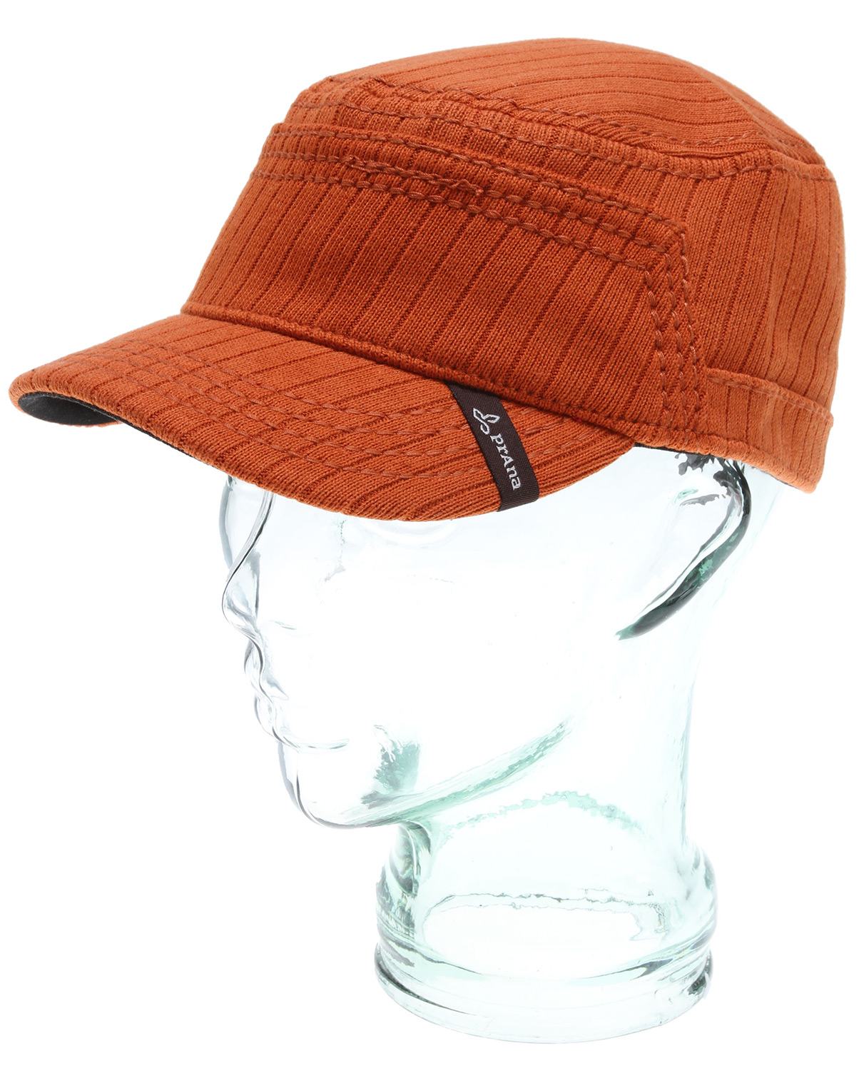 Our take on a traditional cadet hat, done with an attention to detail and quality that will make it a long-lasting staple of your wardrobe.Key Features of the Prana Shae Cadet Hat: Basic cadet style Varigated flatback rib with wide topstitch detailing in rich warm colors Standard Fit 100% Cotton - $21.95
