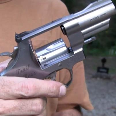 How NOT to shoot a revolver: http://bit.ly/Z5o6eQ