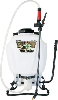 Motorsports Professional-grade backpack sprayer ideal for tending to your food plots. An innovative anti-clog filter keeps undissolved solids from backing up the system, while the 4 opening allows easy mixing. Corrosion-resistant Viton-equipped seals and gaskets. Adjustable brass cone nozzle. 47 clear hose provides exceptional reach. 4-gallon capacity. Color: Oak. Gender: Male. Age Group: Adult. - $67.88