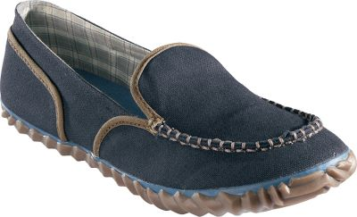 With a relaxed fit and top-quality comfort, these moc slip-ons will quickly become your on-the-go favorites. The uppers and linings are made of washed canvas with contrasting colors on the outsoles and seams. Vulcanized rubber midsoles and molded polyurethane footbeds. Imported.Womens sizes: 6-10 medium width. Half sizes to 10.Colors: Black, Stone. Type: Slip-Ons. Size: 6. Shoe Width: B. Color: Stone. Size 6. Width B. Color Stone. - $49.88