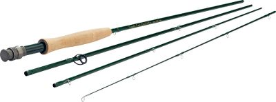 Flyfishing Save money on this special buy. Representing an excellent value for casters of all skill levels, this series of fly rods features medium-fast and progressive actions that cast smoothly. Professional Series Rods sport premium-grade cork handles, oversized stripper guides and blanks that are finished in gloss dark green. Each includes a rod sock. Images depict the style of the rod handle and may not fully represent the actual length. Color: Green. - $99.99
