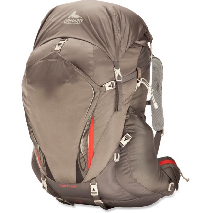 Camp and Hike Sized for multiday adventures, this 68L pack for women represents a backpacking breakthrough with light weight, precise Gregory fit, innovative organization and efficient gear access in the wild. - $149.93