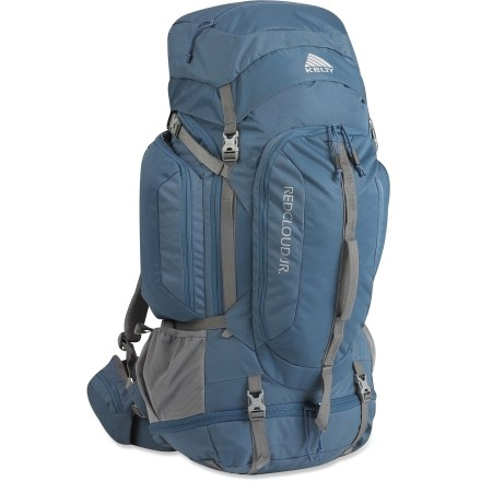 Camp and Hike A multiday gear-slinger designed for teens, this top-loading, long-haul pack offers an attractive blend of adult-worthy comfort, functional storage options and value. - $139.93
