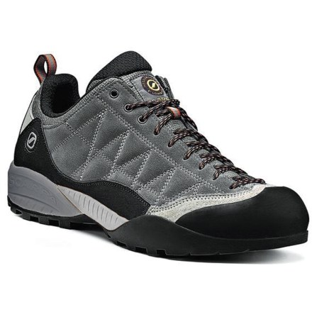 Camp and Hike Offering comfort from the driveway to the trailhead and on up through the approach, Scarpa Zen shoes blend climbing shoe functionality with the all-day comfort of an everyday shoe. - $35.83
