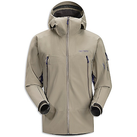 On Sale. Free Shipping. Arcteryx Men's Sabre SV Jacket DECENT FEATURES of the Arcteryx Men's Sabre SV Jacket Gore-Tex Soft Shell fabric with brushed backer Generous collar and Storm Hood with Stealth adjusters Large hand pockets and sleeve pocket with laminated Water Tight zippers Internal chest pocket Recco reflector The SPECS Weight: (M): 21.5 oz / 610 g Fit: Relaxed fit, thigh length Fabric: 510NP Gore-Tex Soft Shell 3L This product can only be shipped within the United States. Please don't hate us. - $349.99