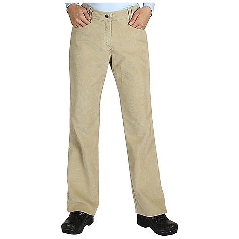 Free Shipping. Ex Officio Women's Flexcord Pant DECENT FEATURES of the Ex Officio Women's Flexcord Pant Hidden security pocket in left hand pocket 2-Way stretch Floating pocket loop Natural fit The SPECS High-Strength: Fabric has high tear strength ratio for maximum durability Stretch: Stretch fabric provides maximum mobility and comfort during activity Wrinkle Resistant: Fiber weave recovers quickly from folding and creasing and releases wrinkles without heat Inseam: petite: 29in., regular 32in. Fabric: Flex Cord Blend, 65% Cotton, 33% Polyester, 2% Spandex - $84.95
