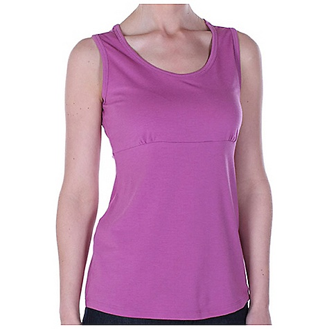 Ex Officio Women's Go-To Sleeveless Top DECENT FEATURES of the Ex Officio Women's Go-To Sleeveless Top Dri-Release knit Tagless neck label for added comfort Stretch Anti-Pilling Slim fit The SPECS Odor Resistant: Resists growth of bacteria and fungus that cause odors Moisture Wicking: Fabric moves moisture along the garment's surface away from the skin Quick Drying: Fibers release moisture easily so garment dries rapidly Fabric: 81% Polyester / 14% Cotton / 5%Spandex - $44.95