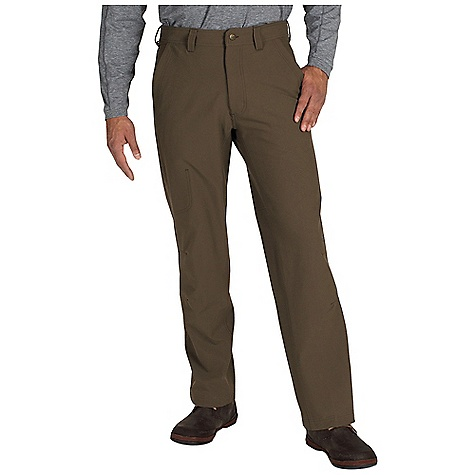 Free Shipping. Ex Officio Men's Boracade Pant DECENT FEATURES of the Ex Officio Men's Boracade Pant Hidden security pocket in left hand pocket Side zip security pocket Full inseam gusset Articulated knee 2-Way stretch DWR Brushed interior for maximum comfort Floating pocket loop Natural fit The SPECS High-Strength: Fabric has high tear strength ratio for maximum durability Stretch: Stretch fabric provides maximum mobility and comfort during activity Water Resistant: Lightly coated with polyurethane to resist the penetration of water Stain Resistant: Resists the penetration of stains, making it easier to blot or launder Inseam: short: 30in., regular: 32in. Fabric: Boracade stretch, 96% Nylon, 4% Spandex - $99.95