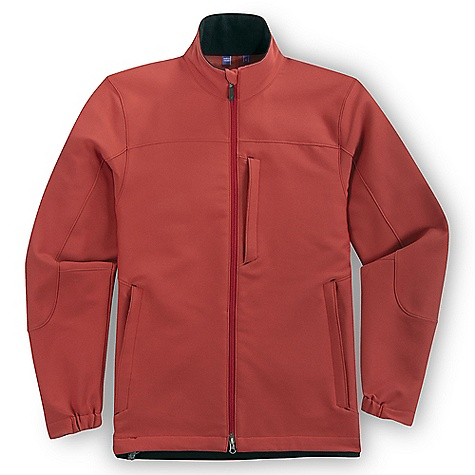 Free Shipping. Ibex Men's Tuck Jacket DECENT FEATURES of the Ibex Men's Tuck Jacket Semi-fit 1/2 elastic at cuffs Articulated elbows Adjustable hem and cord lock system Zipper front with double slider Contrast interior collar 8in. Hand warmer pockets 6.5in. Chest pocket The SPECS Center Back Length: 28in. Fabric: 82% Polyester, 18% Wool Climawool 2-way Stretch Wool Double Weave 252 g/m2 - $224.95