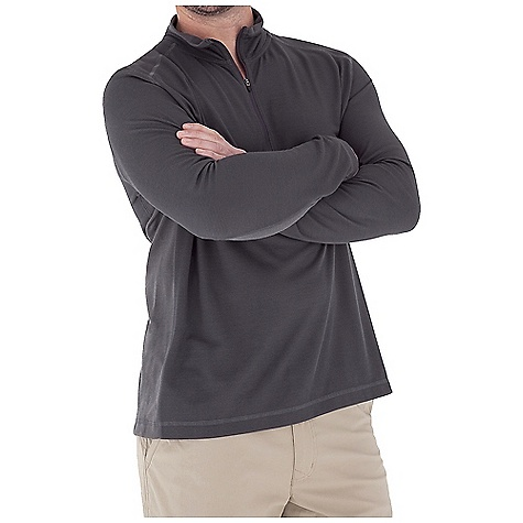 Entertainment Free Shipping. Royal Robbins Men's Dri-Release Base L-S 1-2 Zip Top DECENT FEATURES of the Royal Robbins Men's Dri-Release Base Long Sleeve 1/2 Zip Top Rotated shoulder seams Full length, reverse Fabric, side panel gusset 9in. zipper length The SPECS Relaxed fit Fabric: Dri-Release Base Waffle 5.5 oz 90% Polyester / 10% Tencel UPF 50+ - $59.95