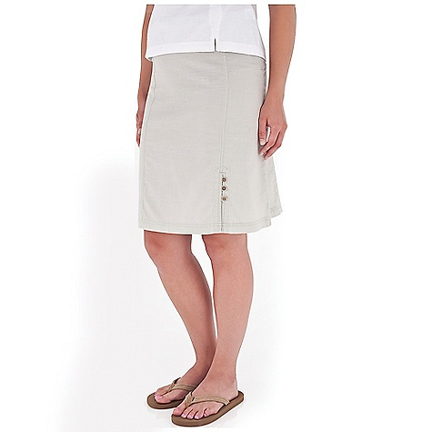 Entertainment Free Shipping. Royal Robbins Women's Cool Mesh Skirt DECENT FEATURES of the Royal Robbins Women's Cool Mesh Skirt Wide waistband Side zip opening Buttons at front kick pleat The SPECS Regular fit Skirt Length: 22in. Fabric: Cool Mesh 3.8 oz 94% Cotton / 6% Organic Cotton Garment washed - $57.95