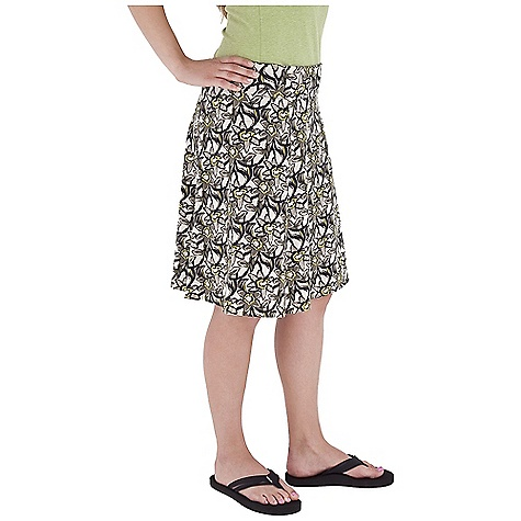 Entertainment Free Shipping. Royal Robbins Women's Urban Garden Skirt DECENT FEATURES of the Royal Robbins Women's Urban Garden Skirt Rollover waistband Zip secured pocket The SPECS Regular fit Length: unfolded: 25in., folded waistband: 22in. Fabric: Stretch Jersey 6 oz 58% Cotton / 37% Polyester / 5% Spandex Garment washed UPF 50+ - $57.95