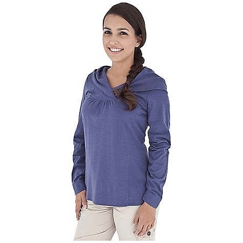 Entertainment On Sale. Free Shipping. Royal Robbins Women's Mary Jane Hoodie DECENT FEATURES of the Royal Robbins Women's Mary Jane Hoodie Rotated side seams One piece cowl neck and hoodie Roll-up sleeve tabs The SPECS Regular fit Tunic length Fabric: Flynn Jersey 6 oz 55% Hemp / 45% Organic Cotton Garment washed UPF 50+ - $44.77