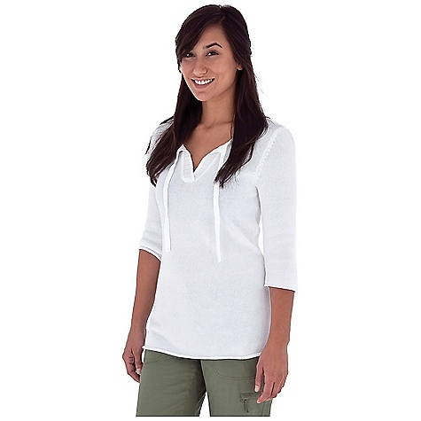 Entertainment Free Shipping. Royal Robbins Women's Chill Out 3-4 Sleeve Pullover DECENT FEATURES of the Royal Robbins Women's Chill Out 3/4 Sleeve Pullover Lightweight Pullover tunic with ties at neck The SPECS Regular fit 27in. Tunic length Fabric: Chill Out Yarn 7 oz 60% Cotton / 40% Acrylic - $49.95