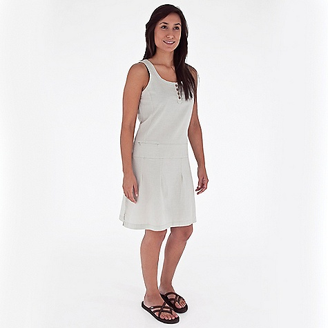 Entertainment Free Shipping. Royal Robbins Women's Cool Mesh Dress DECENT FEATURES of the Royal Robbins Women's Cool Mesh Dress Button placket Stitched down pleats at dropped waist Princess seams Zip secured pocket Vents at side seams The SPECS Regular fit Length: 37in. Fabric: Cool Mesh 3.8 oz 94% Cotton / 6% Organic Cotton Garment washed - $69.95