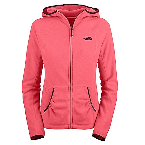 On Sale. Free Shipping. The North Face Women's TKA 100 Texture Masonic Hoodie DECENT FEATURES of The North Face Women's TKA 100 Texture Stripe Masonic Hoodie Extremely soft hand feel with unique surface texture Ultraviolet protection factor (UPF) 30 Provides 7% more warmth and 20% more thermal efficiency at 11% less weight than original TKA 100 Provides warmth without the weight and bulk of traditional insulating fabrics Highly breathable to provide comfort in all activities Dries quickly to minimize heat loss and has pill-resistant face and back Zip-up hoodie with lower hand pockets Revised pocket shape and raglan lines Media-friendly pocket and loop   The SPECS Average Weight: 9.2 oz / 261 g Fabric: 190 g/m2 Polartec Thermal Pro-100% polyester (bluesign approved fabric) This product can only be shipped within the United States. Please don't hate us. - $39.99