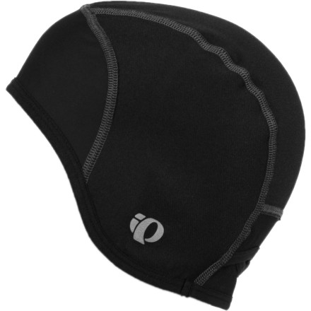 Fitness Gearing up for cold-weather riding can be something of a chore, but we've found those quiet stretches of snowy road on a sunny November afternoon to be some of the most rewarding. While simple in stature, the Pearl Izumi Barrier Skull Cap is a crucial piece of gear that protects your exposed head from chilly winds and light moisture. The Barrier Skull Cap is like Pearl Izumi's Thermal Skull Cap in that its ergonomic fit layers comfortably under your helmet, while wicking away moisture and insulating your head. But the Barrier Cap adds the Pearl Izumi Barrier shell across the front of the cap -- an additional layer of defense from the wind. Unique to Pearl Izumi's series of unisex skull cap, is the subtle cutout at the back of the cap designed to accommodate a ponytail, or the party end of your mullet. The Barrier Skull Cap comes in Black, or White with red accents. One size should fit most. - $29.95