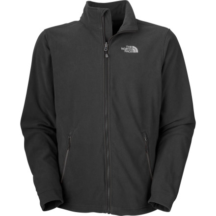 For an extra layer at the summit or a trip to the corner market, The North Face Salathe Fleece Jacket puts your body's warmth to good use. Polartec Classic 100 fleece provides just enough insulation without being bulky or overbearing during activity, and the Salathe's zip-in compatibility means that it layers well underneath your waterproof shell, too. Packed to the brim with rugged mountain style, the Salathe is an ideal companion for day hikes, light-and-fast summit bids, and urban outings. - $89.95
