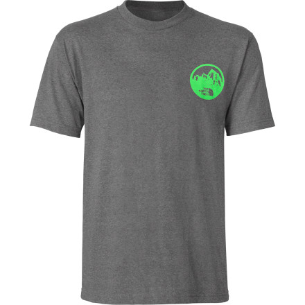 The North Face Men's Lost Alpines Short-Sleeve T-Shirt - $24.95