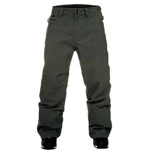 Snowboard Quiksilver Drizzle Denim Short Mens Snowboard Pants - The Quiksilver Drizzle Denim Insulated Pant is perfect for weekend warriors and daily shredders. From mist, to a blizzard these 5K Waterproof and breathable pants are going to get the job done right. 5 pocket denim inspired design, with a true denim look, now you can go to class straight from the slopes and know one would know. Internal zipper closed leg venting allows for increased breathability while riding on the slopes. Cuff saver cinch system keeps the Drizzle pant away from the bottom of your snow boots, making them live longer and keep looking fresh all winter long. The Quiksilver Drizzle Denim Pant is your one stop shop for a comfortable performance piece of winter wear. . Warranty: One Year, Waist: Adjustable, Model Year: 2012, Product ID: 307407, Pockets: 3-4, Lining Material: Taffeta Lining, Cut: Regular, Type: Insulated, Use: Snowboard, Breathability: Moderate Breathability (4000g-8999g), Waterproof: Moderately Waterproof (5000mm-19,999mm), Thigh Zip Venting: Yes, Breathability Rating: 5,000g, Waterproof Rating: 5,000mm, Taped Seams: Critically Taped, Exterior Material: Nylon Twill - $69.99