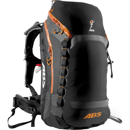 Entertainment The problem with avalanche beacons is that you're relying on a quick rescue and a lot of not-meeting-a-boulder-or-tree luck. Wear the Vario 25 Backpack by ABS Avalanche Rescue Devices during your backcountry adventures. This pack features airbags that will inflate to help keep you at the surface of a slide as it rushes down the hill. Even if you're not able to extricate yourself totally, the airbags make it easy for rescuers to spot you. - $879.96