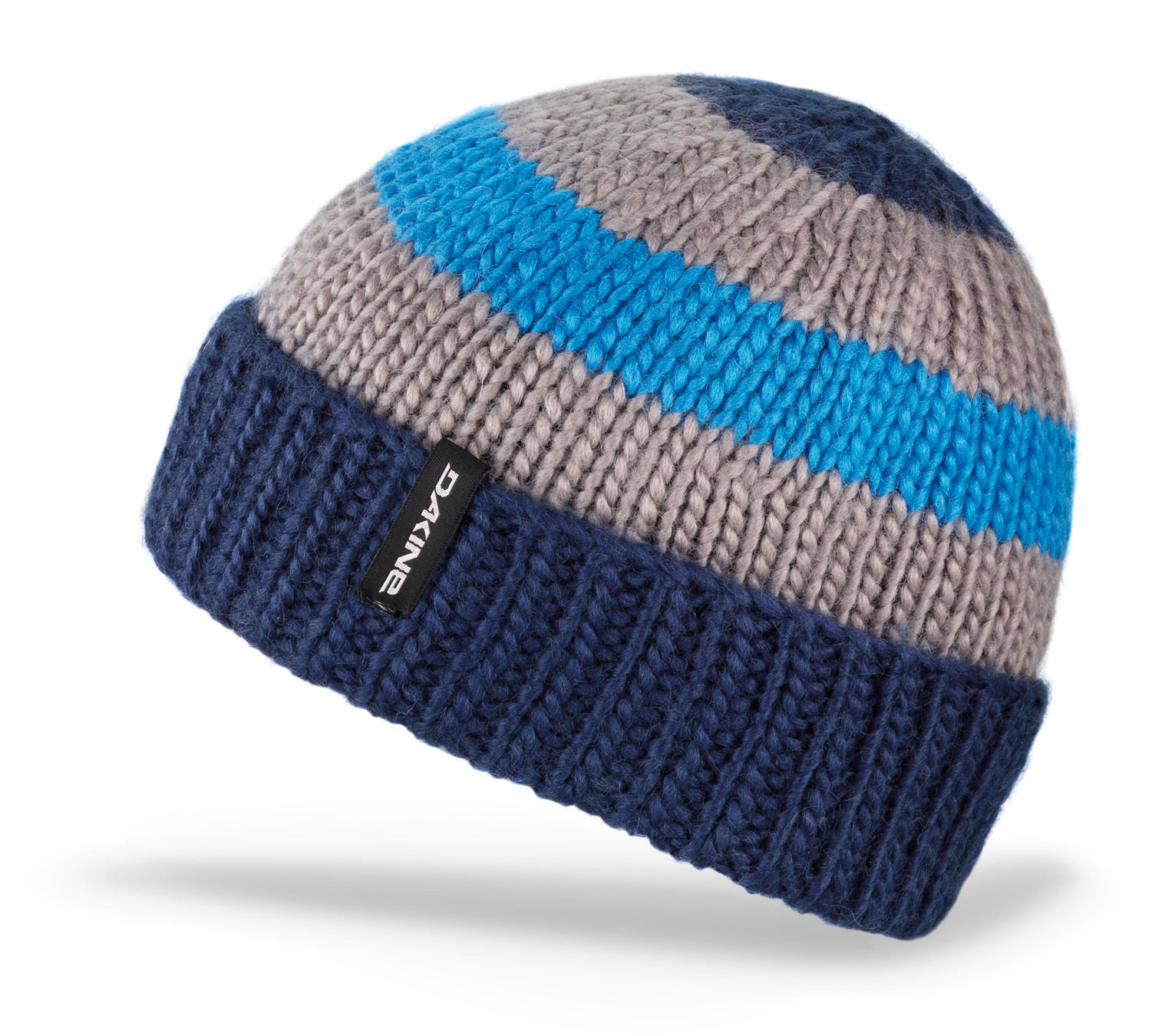 Snowboard Key Features of the Dakine Sven Beanie: Chunky hand knit with cuff Wool/acrylic blend Fleece inband - $13.96