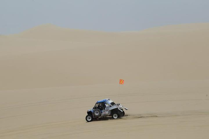 Motorsports There are three Polaris teams still headed for The 2013 Dakar Rally finish line. The next couple of stages of the rally are some of the most difficult. The teams need your encouragement. Please join us in cheering them on through the Polaris at Dakar App!