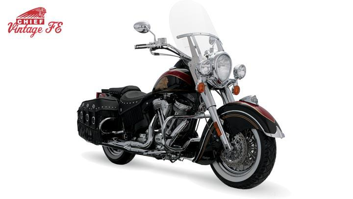 Auto and Cycle With an extremely limited number of Indian Chief FE bikes being built, the biggest question is whether to ride it or just proudly display it.  http://bit.ly/XJVVRK